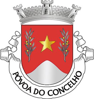 povoa do concelho brasao