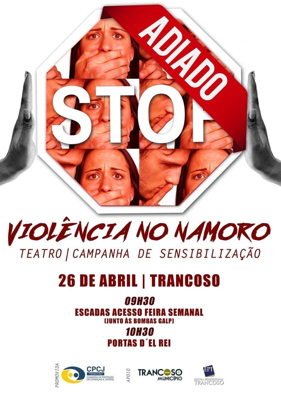 Cartaz_violencia_Adiado